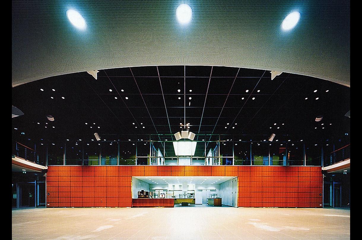 konferenzzentrum und niederlassung der kfw bankengruppe pilhatsch partner architekten. Black Bedroom Furniture Sets. Home Design Ideas